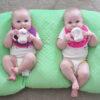 twin z pillow bottle feeding